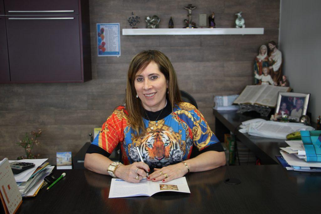 Professora Rosimar Carvalho
