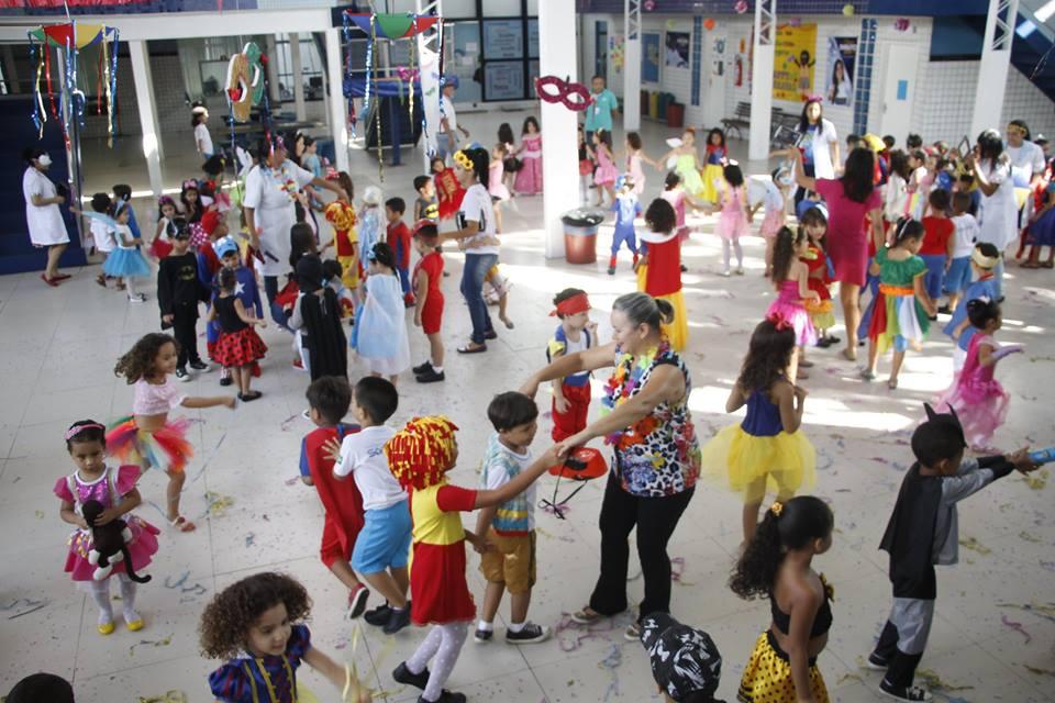 Álbum: Carnaval da Educação Infantil