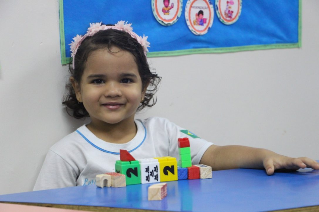 VOLTA AS AULAS NÍVEL I E NÍVEL II EDUCAÇÃO INFANTIL